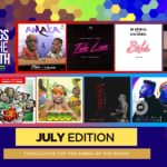 Top 10 Nigerian Songs For The Month – July 2018 Edition