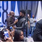 2Baba, Rudeboy, Praiz Join Other Celebrities to Celebrate Basketmouth's Career And Birthday