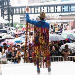[Photos] Yemi Alade Electrifies New York Alongside Teyana Tyalor for Essence Event