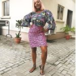 "Dj Cuppy Trolled For Dressing Like A 65 Year Old Woman & Showing Less ""Skin"""