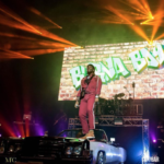 Burna Boy Awarded By O2 Academy, Brixton For His Sold Out Show