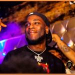 Check Out Burna Boy's Outfit To The 2020 BRIT Awards In The UK