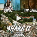 D'Banj Releases Video Snippet For His Incoming Stew With Tiwa Savage