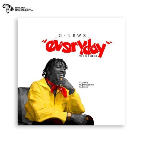 "(mp3 download) G-Newz – ""Everyday"""