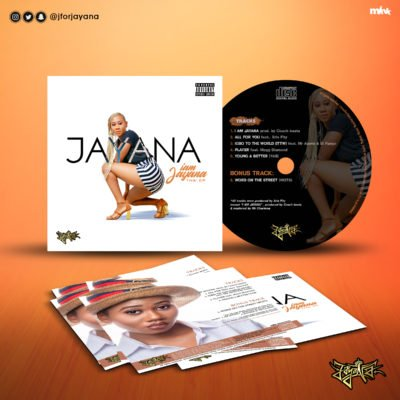 "Jayana – ""I Am Jayana"" EP"