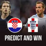 UEFA Nation League; Predict Croatia vs England – Win 5,000 Naira
