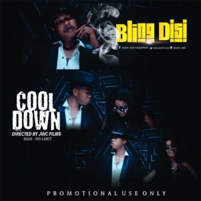 "[Audio + Video] Bling Disi – ""Cool Down"""