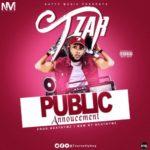 """Tzar – """"Public Announcement"""""""