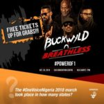 Win Free Tickets To 2Baba's Concert; Buckwyld n' Breathless