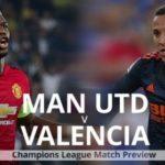 Champions League; Predict Man Utd vs Valencia – Win 5,000 Naira