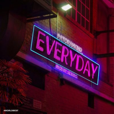 "Patoranking ""Everyday"""