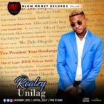 """Realzy – """"Unilag"""" (Prod. Hanno)"""