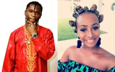 Speed Darlington Shoots His Shot With DJ Cuppy In New Video