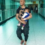 """My Love, My Everything"" – Wizkid Celebrates His Third Son, Zion"