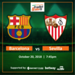 Sportcheq.com Predict & Win Game. Barcelona Vs Sevilla