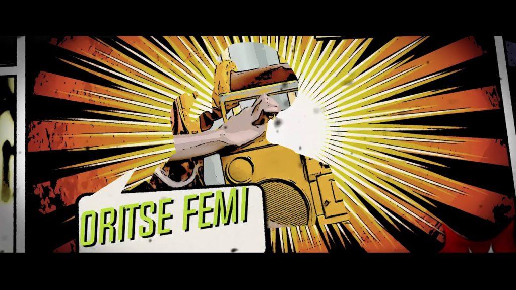 "[Video] Oritse Femi – ""Agadatu"""