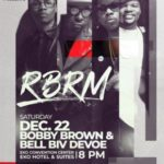 BRACE YOURSELVES! RBRM FEATURING BOBBY BROWN AND BELL BIV DEVOE LIVE ON DAY 2 OF THE FLYTIME MUSIC FESTIVAL!