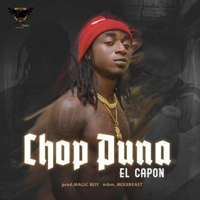 """El Capon – """"Chop Puna"""""""