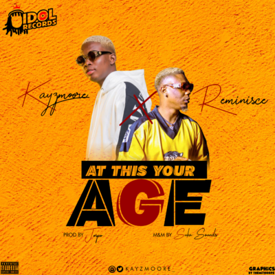 "Kayzmoore – ""At This Your Age"" f. Reminisce"