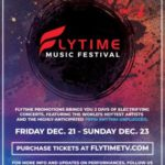 "Flytime Promotions Presents ""FLYTIME MUSIC FESTIVAL"" – The Most Anticipated 3-Day Event of 2018"
