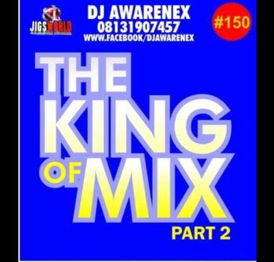 "DJ Awarenex – ""The King Of Mix 2"" (December 2 Remember)"