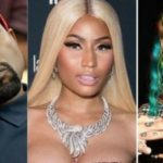Tekashi, Kanye West, Nicki Minaj Escape Assasination Attempt || Watch Video