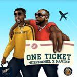 """Kizz Daniel – """"One Ticket"""" ft. Davido (Prod by Major Bangz)"""