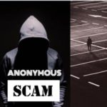 "Anonymous – ""Scam"""