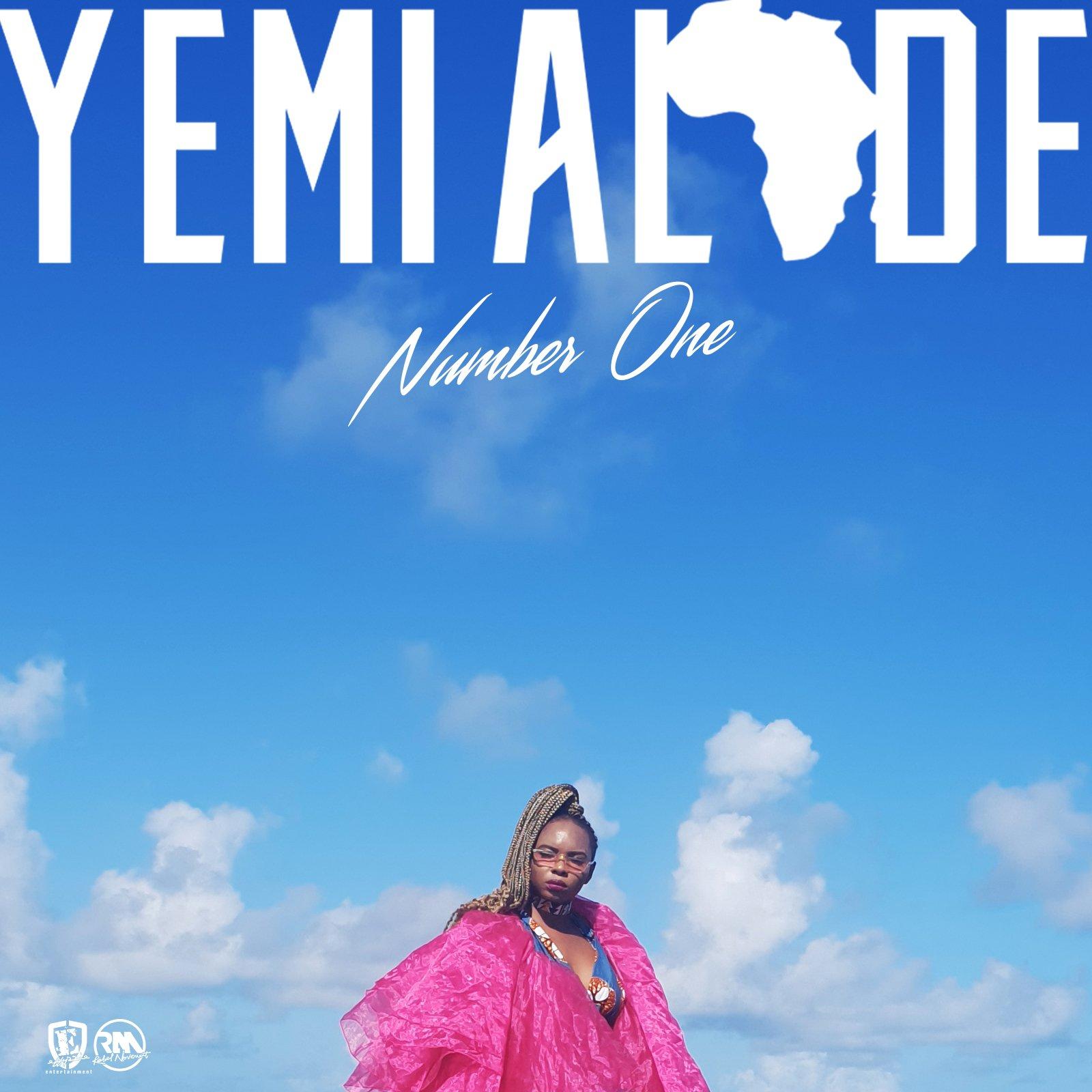 Yemi Alade – Number 1