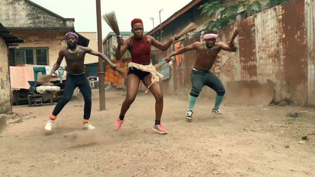 """[Video] Patoranking x Westsydelife – """"Everyday"""" (Official Dance Video)"""