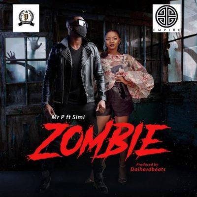 """Mr P – """"Zombie"""" ft. Simi"""