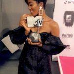 Tiwa Savage Wins MTV Base's EMA Awards For Best African Artiste