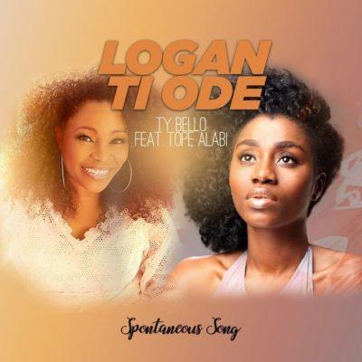 """[Lyrics] Tope Alabi – """"Logan Ti Ode"""" ft. TY Bello x George"""
