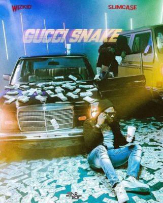 """Wizkid """"Gucci Snake"""" Slimcase"""