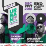 Giveaway – Win Free Tickets To The Urban Music Fest
