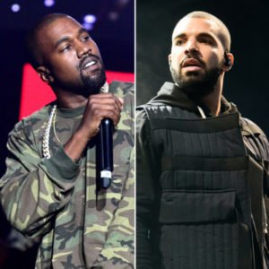 Kanye West Mad At Drake For Buying Front Row Tickets At Pusha T's Show