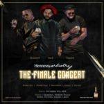 "Win Tickets To ""Hennessy Artistry"" The Final Concert f. Olamide, Falz, Timaya, Burna Boy Wande Coal."