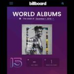 "Mayorkun's ""The Mayor of Lagos"" Impacts the Billboard World Albums Chart"