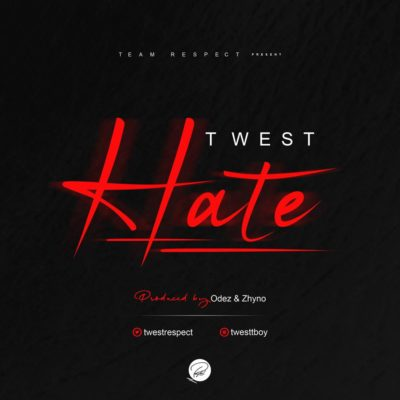"T West – ""Hate"""