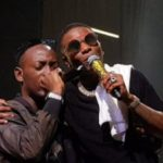 Dammy Krane Cries On Stage As He Performs With Wizkid || Watch Video