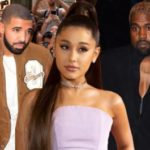 Ariana Grande Apologises After Insensitive Comment Over Kanye & Drake's Beef