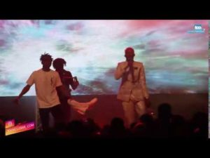 Starboy Terri Follows In His Boss' Shoes As He Delivers Star Performance At Mayorkun's Concert || Watch Video