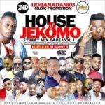 "DJ Bammy D – ""House Of Jekomo Mixtape Vol 1"""