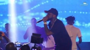 Davido Joins Mayorkun On Stage For 'Father & Son' Performance || Watch Video