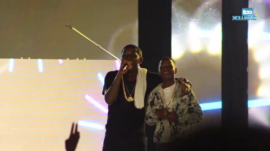 """Destiny Boy Shows Off """"Zanku"""" Skills While Performing At Small Doctor's Omo Better Concert"""
