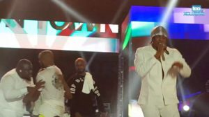 Runtown Joins Davido On Stage To Deliver Stellar Performance    Watch Video
