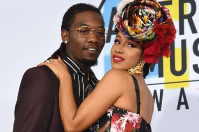 Watch Cardi B Present Cold 180 Million In Cash To Offset On His Birthday