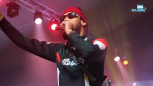 Phyno & Olamide Deliver Double Breathtaking Performance At The Hennessy Artistry || Watch Vieod