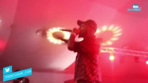 Davido Announces New Endorsement Deal At The Hennessy Artistry Concert In Lagos    Watch