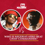 Wizkid Vs Burna Boy… Who Is The Chief Commander Of Afro-Beat?